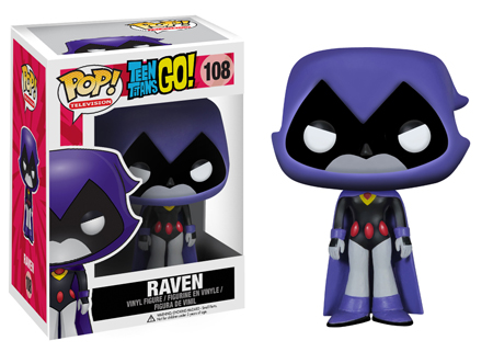 pop funko teen titan raven