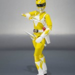 Power Rangers : S.H. Figuarts Yellow Ranger