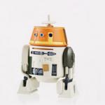 Star Wars Rebels -Chopper : après le perso, le jouet
