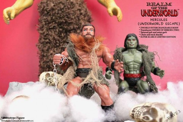 Realm Of The Underworld  Ulysseus (Mystical Bow Hunter)