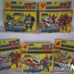 Instant Vintage: Les chevaliers du Zodiaque – Partie 1 Le Sanctuaire