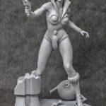 Nouvelle version pour la statue Teela Filmation