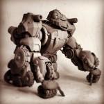 Iron Kong : un Zoïd par ThreeZero