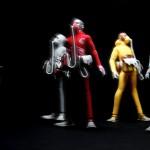 Microman String Divers par ThreeA