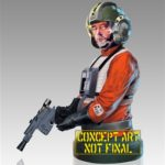 Star Wars : un buste Wedge par Gentle Giant
