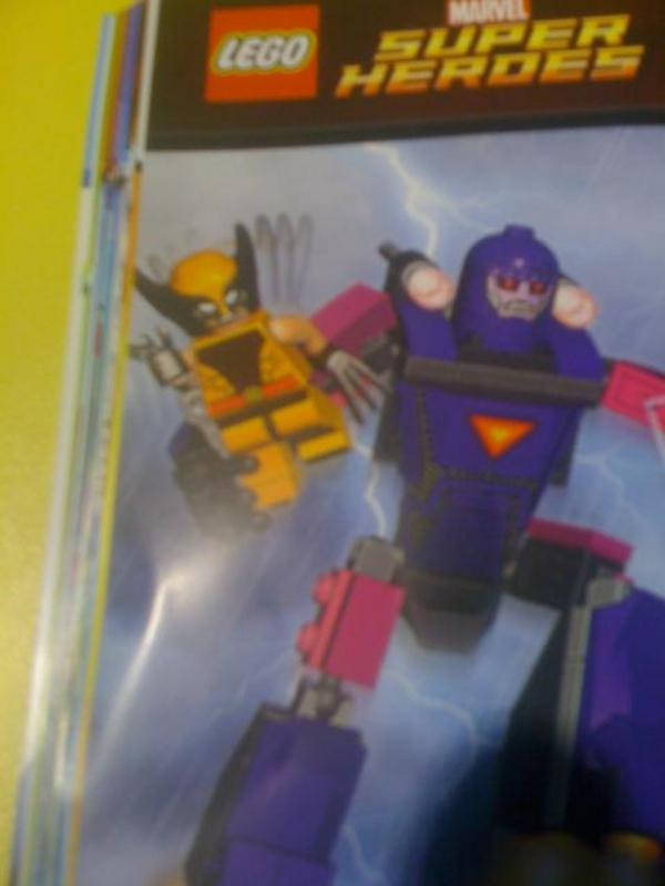 xmen LEGO 2014