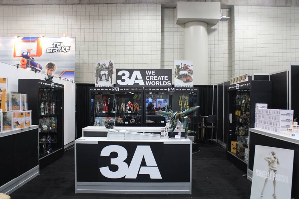 3a nytf stand