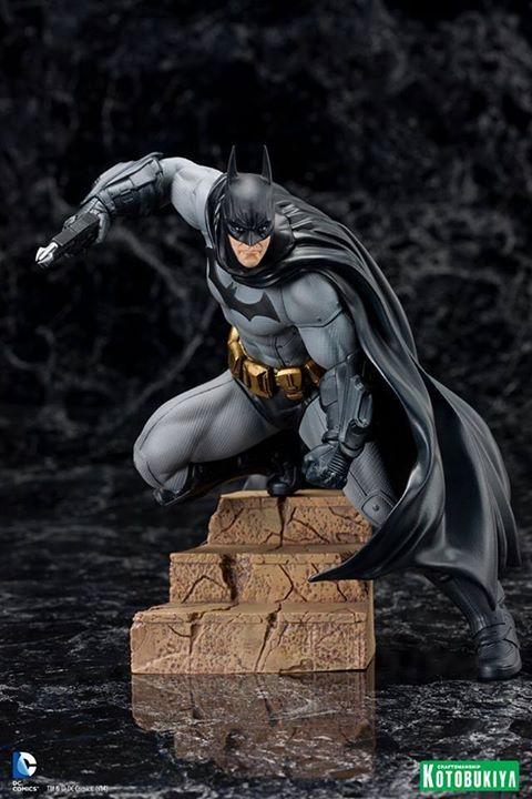 DC Comics - Batman Arkham City ARTFX+
