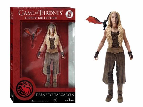 Funko Game of Thrones Daenerys Targaryen