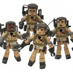 Ghostbusters Minimates : I love this town !