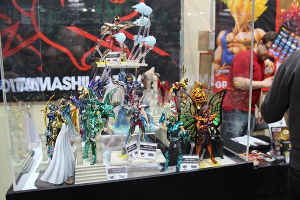 Tamashii Nations France Paris Manga & Sci-Fi Show