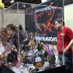 Stand Tamashii Nations à Paris Manga - les photos