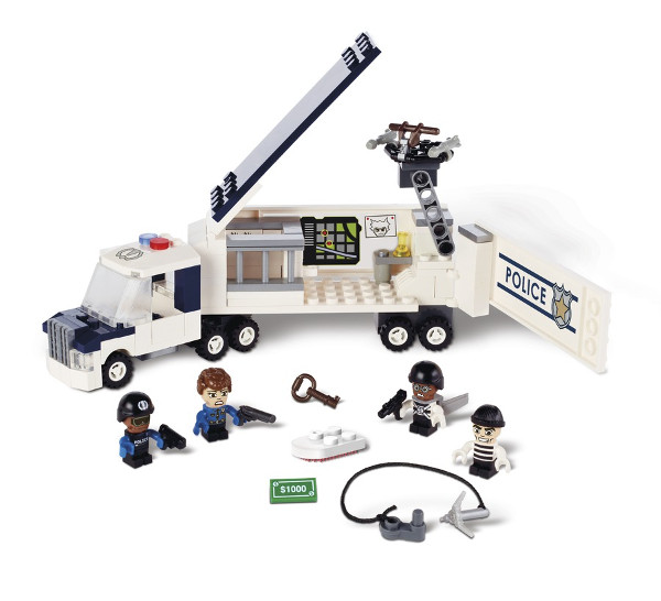 KRE-O CITYVILLE S.O.S! COMMAND CENTER (SMALL PLAYSET) A7393