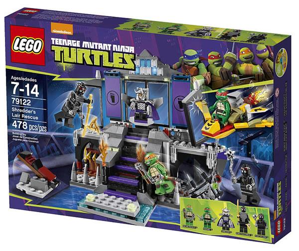 LEGO -TMNT-79122