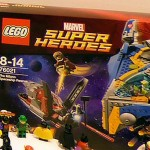 LEGO The Guardians of the Galaxy premier visuel