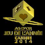 Le Palmarès de l'As-d'Or 2014 – Festival International des Jeux de Cannes