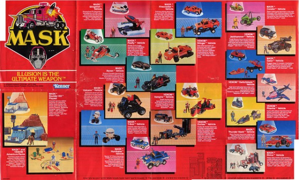 MASK Catalogue 2