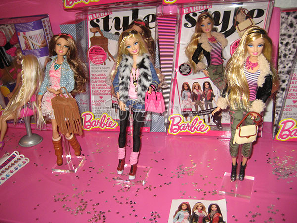Barbie amies Mode Luxe1