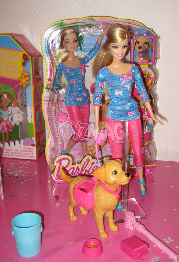 barbie animaux rigolots