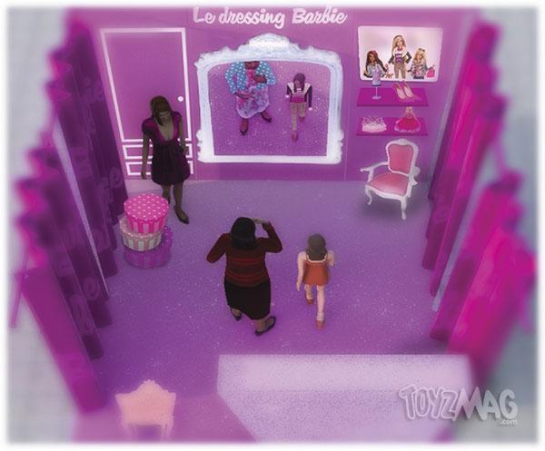 Barbie dressing virtuel