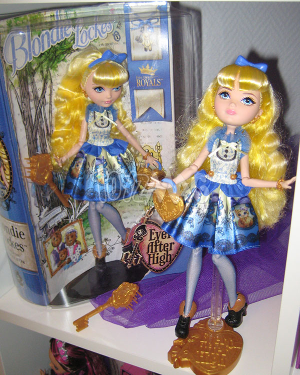 Ever After High Blondy Locks