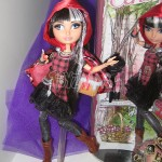 JPO Mattel : Ever After High