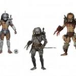 NECA : la série 12 Predator en images
