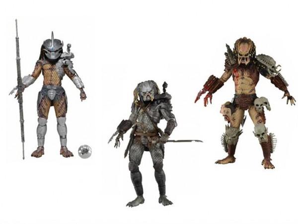 NECA serie 12 predator