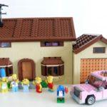 D'oh! LEGO Set 71006 – La maison des Simpsons (1/3)
