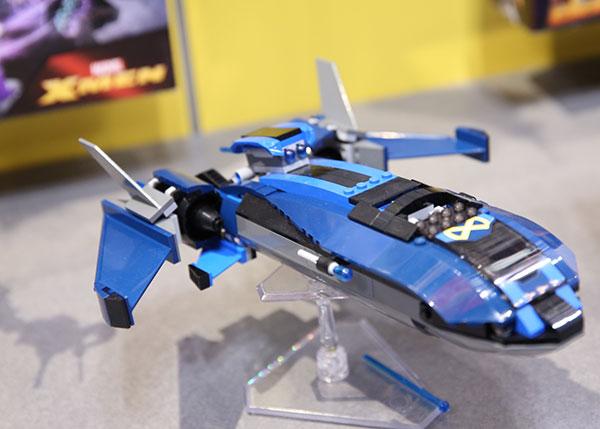 LEGO  76022 X-Men vs The Sentinel