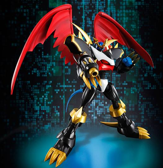 Digimon Adventure 02 - S.H. Figuarts Imperialdramon (Fighter Mode) Exclusive