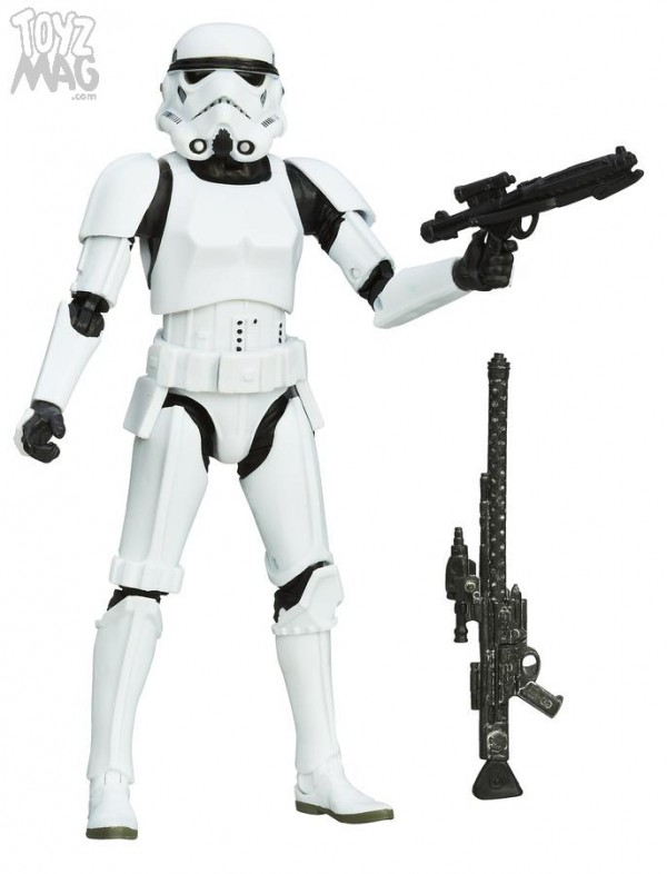 STAR WARS BLACK SERIES 6-Inch STORMTROOPER A5626