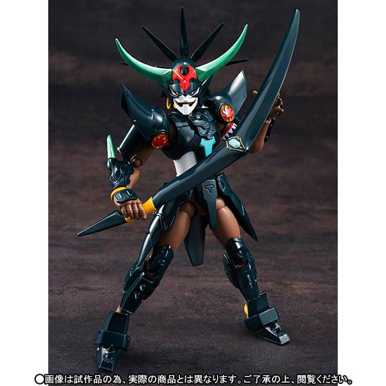 Armor Plus Samurai Troopers Black Kikoutei TamashiWeb Exclusive