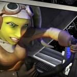 Hera le dernier personnage de Star Wars Rebels