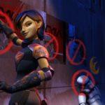 Sabine un nouveau personnage de Star Wars Rebels
