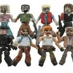 Walking Dead : de nouveaux Minimates (Series 5)