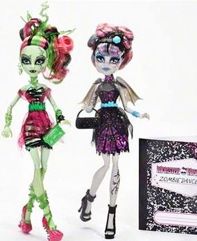 Zombie_Dance_Venus_Rochelle