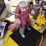 Alien par NECA : Dallas prend forme