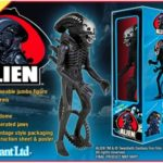 Alien : Gentle Giant réédite l'Alien Kenner