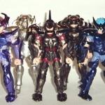 Instant Vintage: Les chevaliers du Zodiaque – Asgard (Bandai 1988)