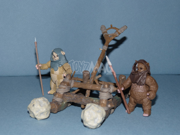 ewok catapult tvc kmart star wars 11