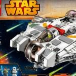 Star Wars Rebels : du nouveau aussi chez LEGO