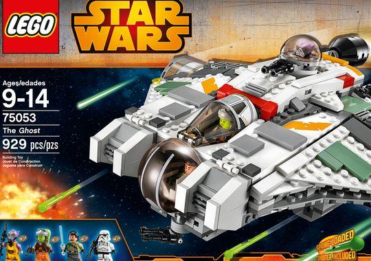 ghost lego star wars rebels