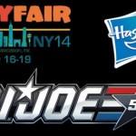 NYTF : les images des nouveautés G.I. Joe