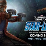 Guardians Of The Galaxy : Star-Lord par Sideshow