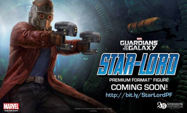 Les Gardiens de la Galaxy,  the Guardians of the Galaxysideshow star-lord