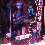 Monster High du nouveau en France