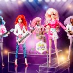 Jem et les Hologrammes 3 nouvelles figurines