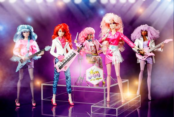 Raya Alonzo Jem and The HOLOGRAMS