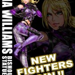 Kotobukiya Tekken : une nouvelle illustration pour Nina Williams (Bishoujo)